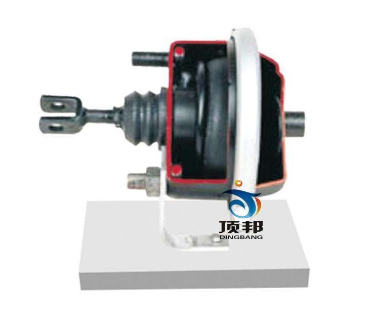汽车气压制动隔膜式制动缸解剖模型