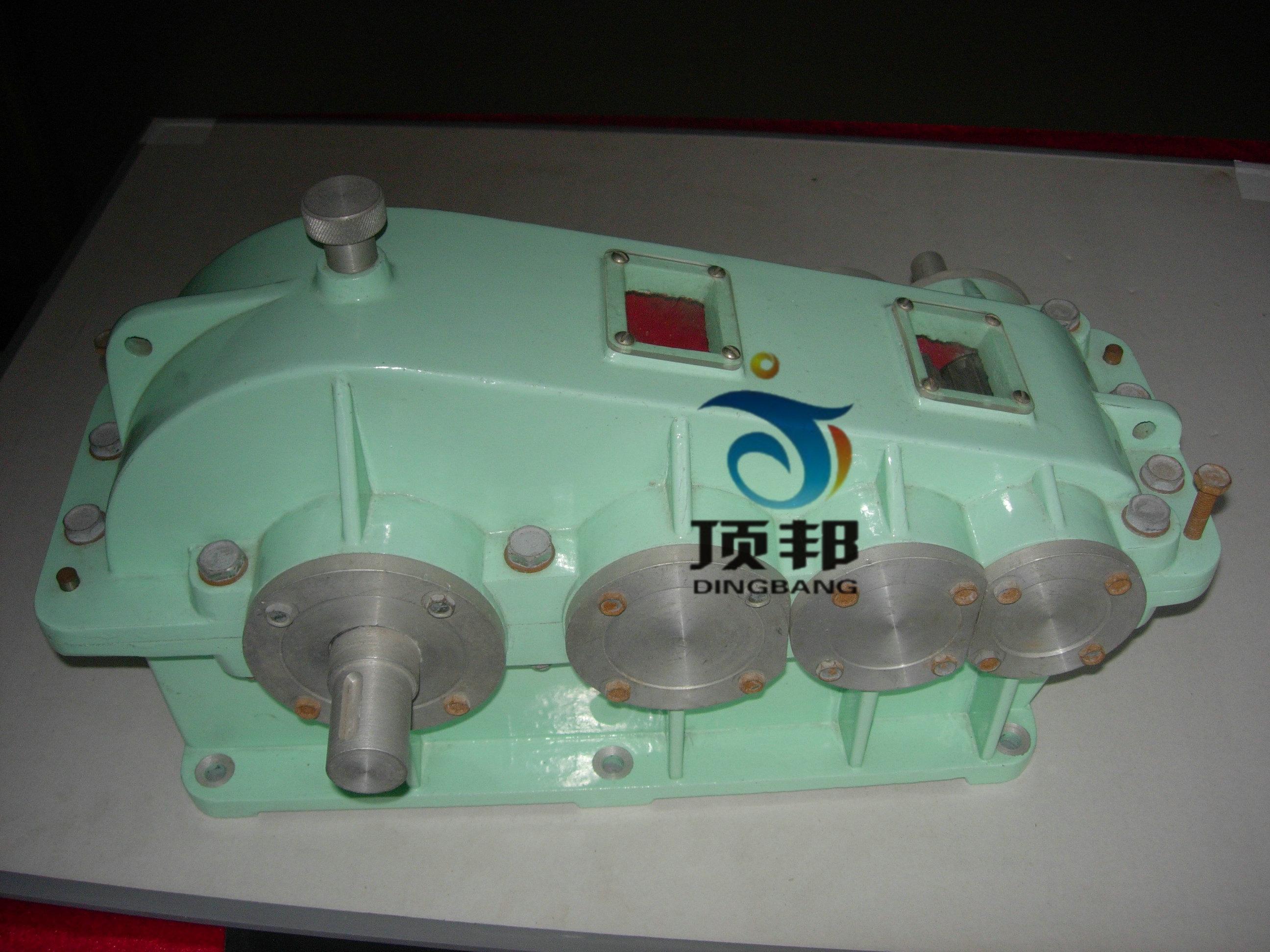 三级圆柱齿轮减速器