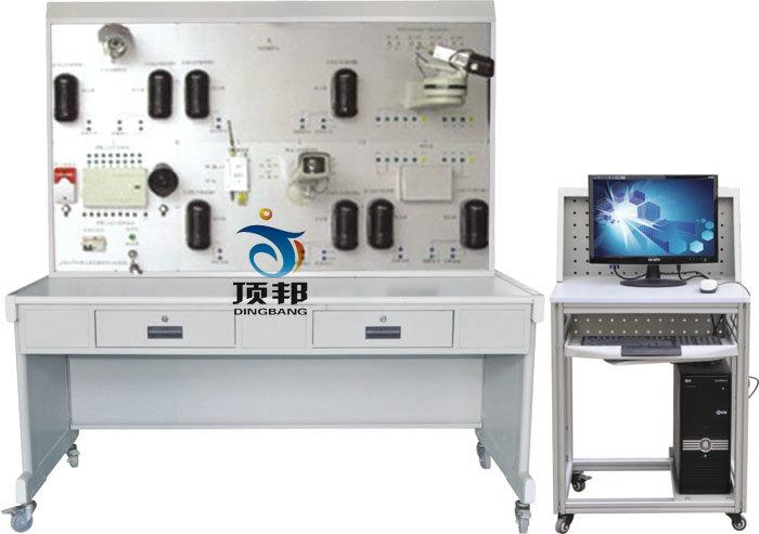 闭路电视监控及周边防范系统实训装置
