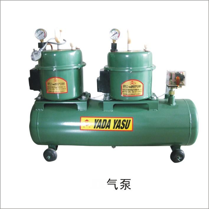 气泵实物接线图