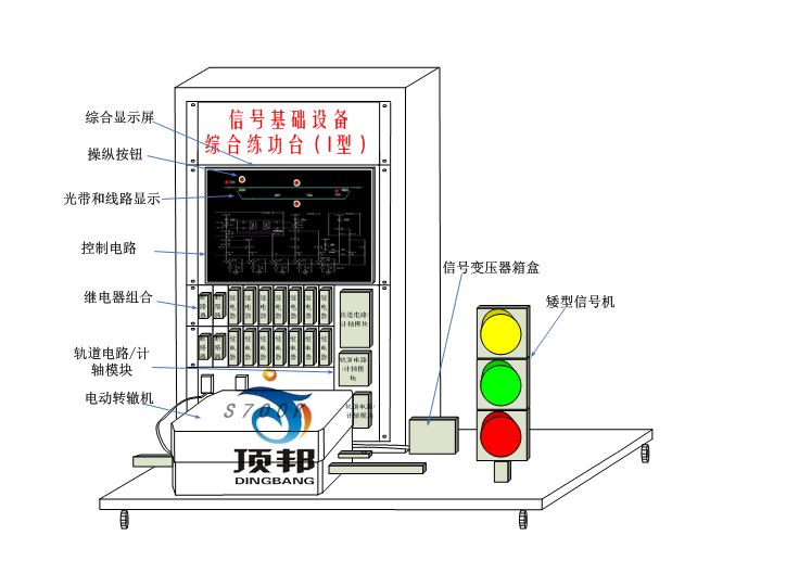 信号基础设备综合练功台