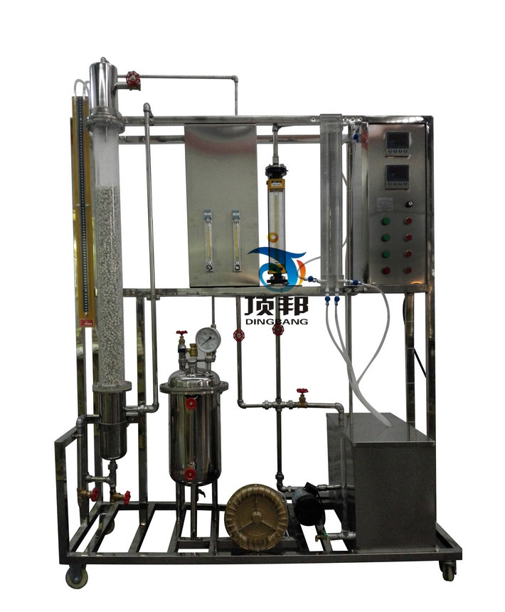 气体吸收流体阻力组合实验装置
