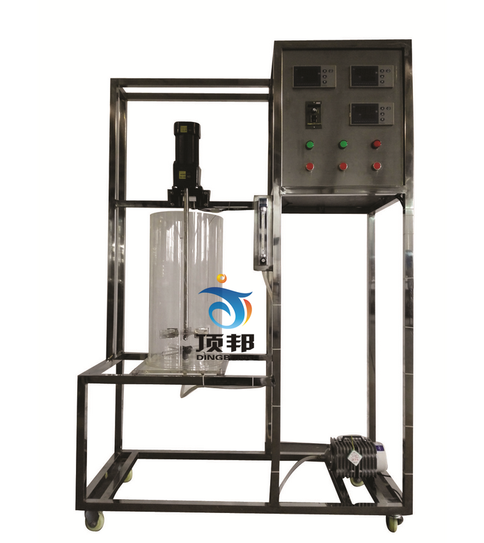 搅拌器性能测定实验装置