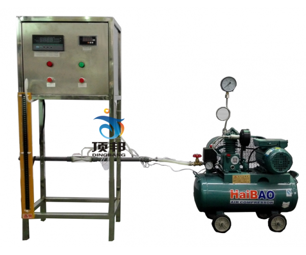 活塞式压气机性能实验装置