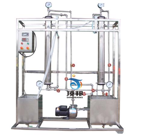 反渗透膜分离制高纯水实验装置