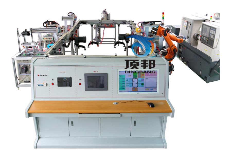 FMS柔性生产制造实验系统