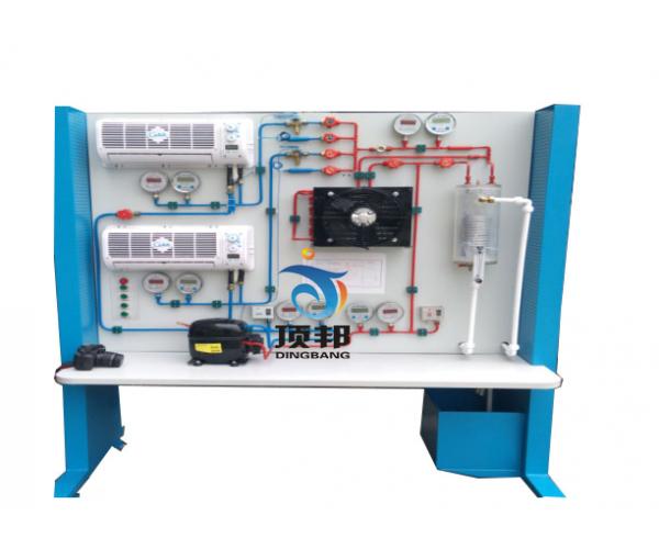 制冷系统原理与性能测试多功能实验装置