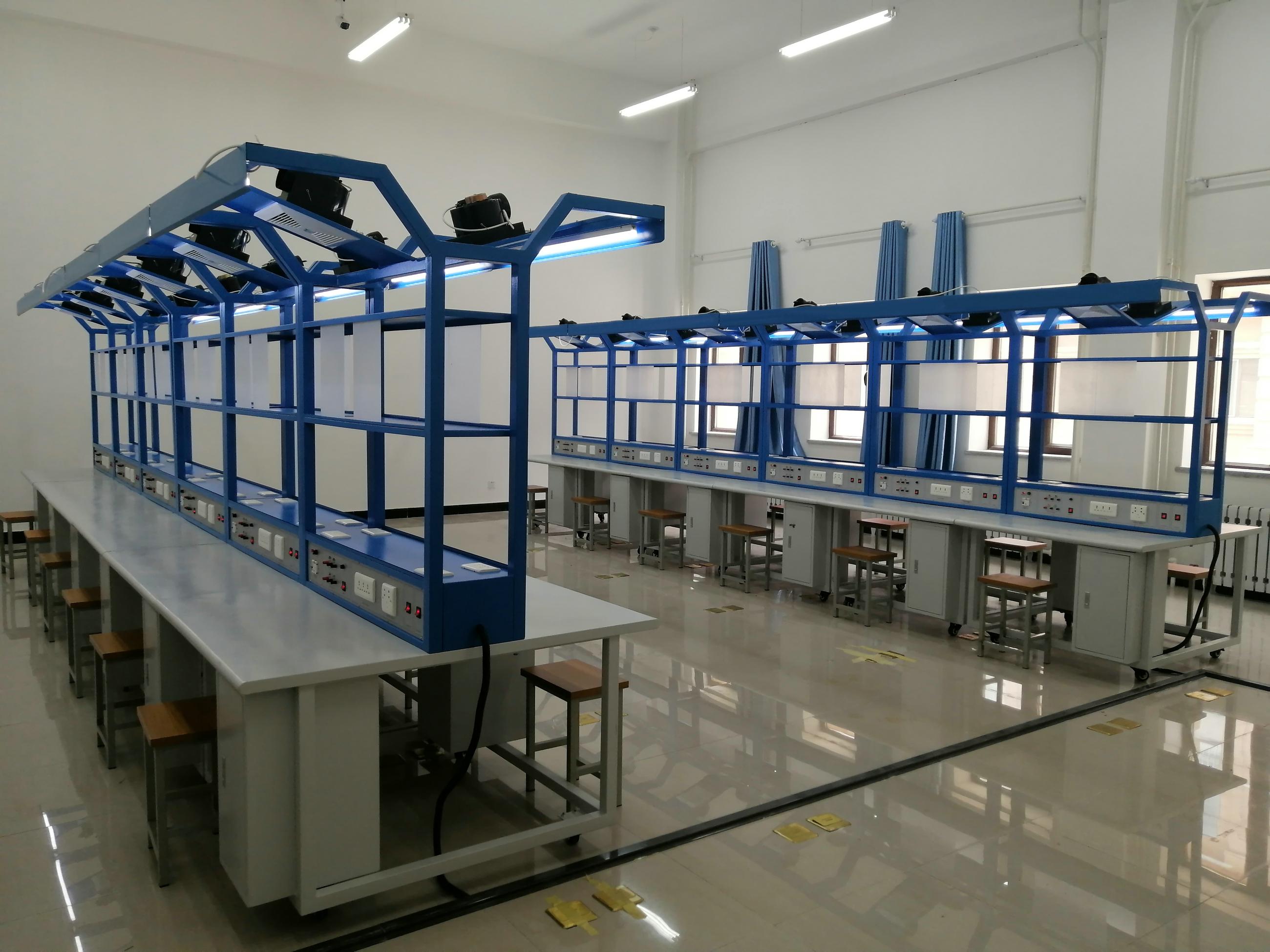 电子焊接装配实训台