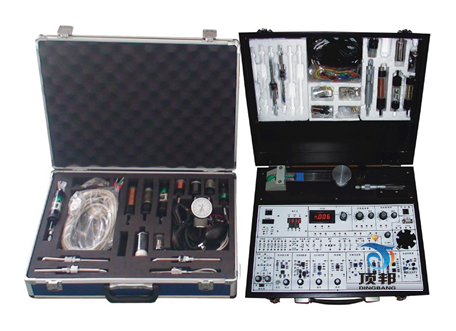 电容变换器:  由高频振荡,放大和双t电桥组成的处理电路.