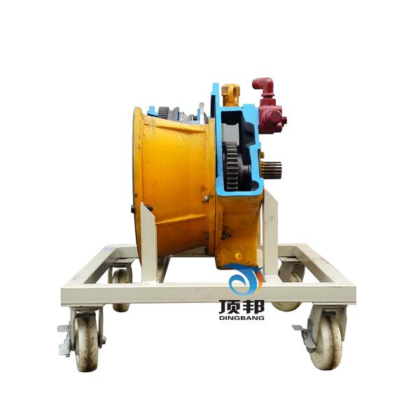 工程机械装载机变矩器解剖模型