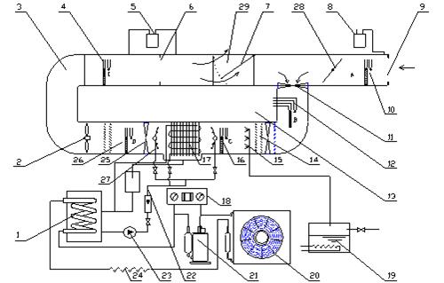 实验装置的结构及其工作原理