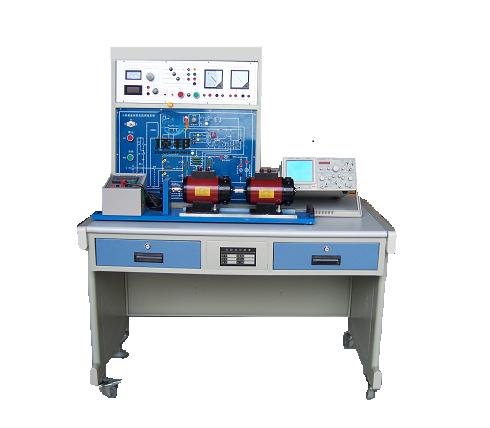 小容量晶闸管直流调速系统实训考核装置