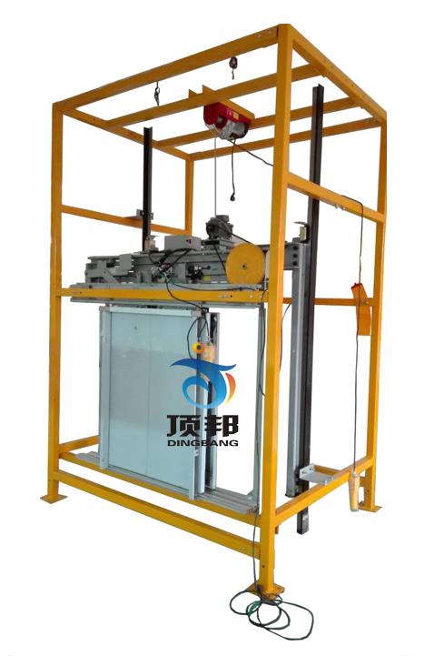 电梯门机构安装与调试实训考核装置