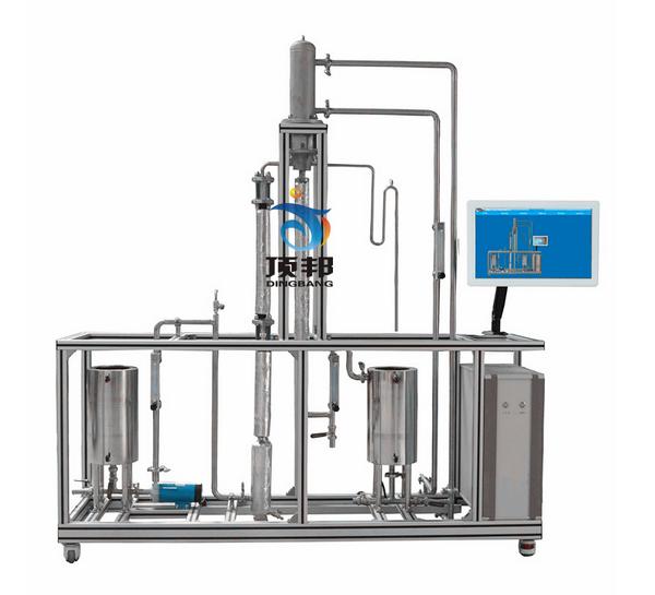 单管升膜蒸发实验装置