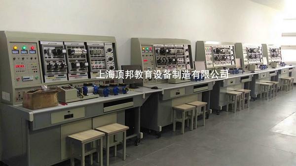 高性能中级维修电工及技能培训考核实训装置