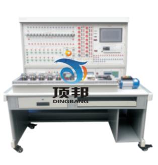 制冷电器系统PLC控制实验装置