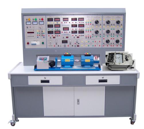 电机故障检测实训考核装置