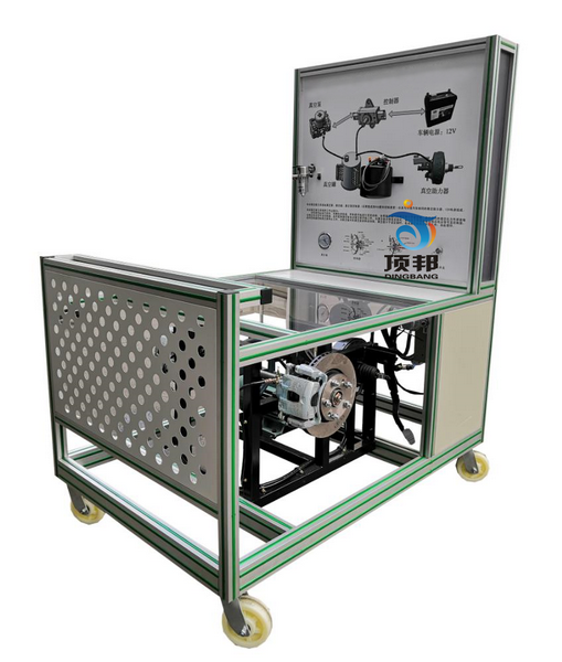纯电动汽车电动真空助力制动系统实训台