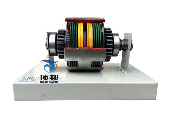 拖拉机动力换档离合器解剖模型