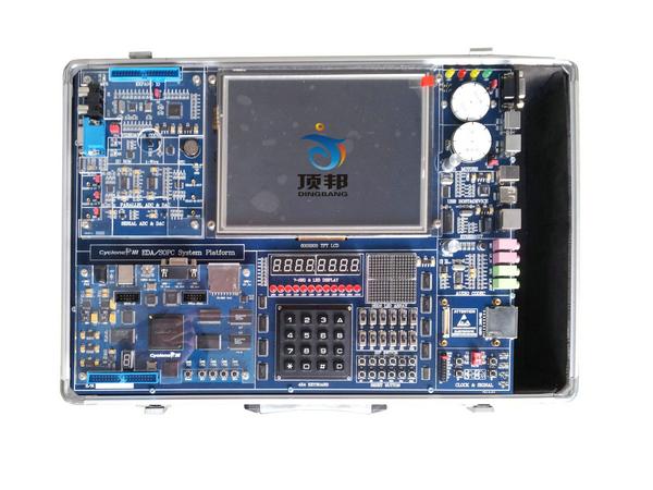 EDA/SOPC综合实验系统