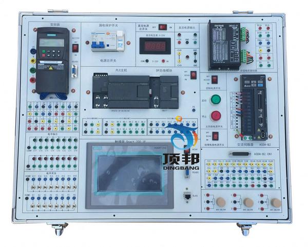 PLC变频器触摸屏综合实验箱