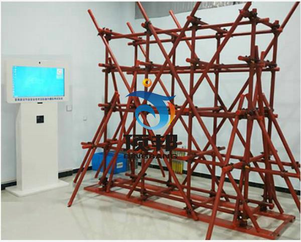登高架设作业跨越架实操实训设备