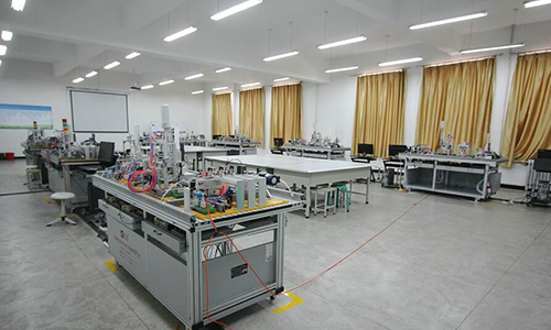 机电一体化技术实训室