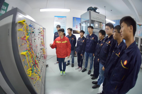 工厂供配电实训室