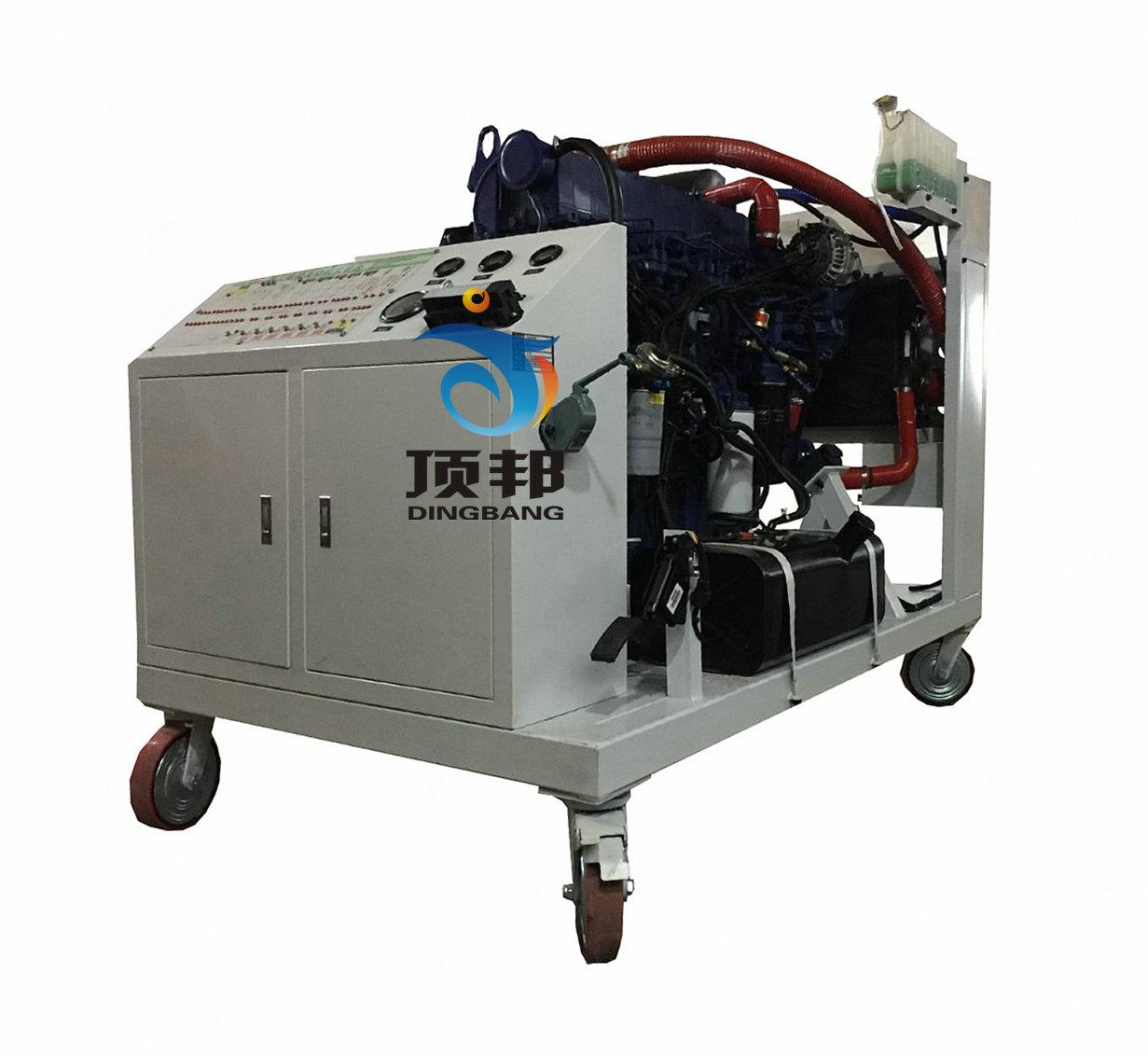 潍柴WP7电喷发动机实验台
