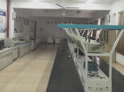 电子工艺实训室