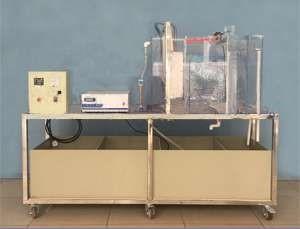 超声波气浮实验装置